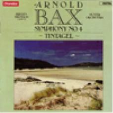 拜克斯:第4號交響曲/丁塔傑交響詩Bax: Symphony No. 4 & Tintagel