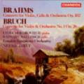 Brahms & Bruch: Concertos 布拉姆斯:a小調小提琴、大提琴與管弦樂的協奏曲,作品102/布魯赫:g小調第1號小提琴協奏曲,作品26