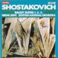 蕭士塔柯維契:芭蕾組曲1-3號
