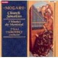 莫札特:教堂奏鳴曲集 Mozart: Church Sonatas - I Musici de Montreal / Yuli Turovsky