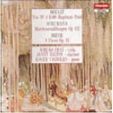 Mozart 莫札特:Trio No.4 in E flat Major 九柱球三重奏、Schumann 舒曼:Fairy Tales 童話故事、Bruch 布魯赫:Eight Pieces Op.83八首小品