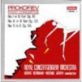 浦羅高菲夫;第1.4.5號鋼琴協奏曲 Prokofiev:Piano Concertos-Berman/Royal Concertgebouw/Jarvi