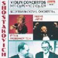 蕭士塔柯維契:第1、2號小提琴協奏曲 Shostakovich: Violin Concertos/  Lydia Mordkovitch, violin