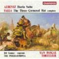 阿爾巴尼茲:依貝莉亞組曲/法雅:三角帽全曲 Albeniz: Iberia; Falla: 3-Cornered Hat - Philharmonia / Tortelier