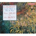 高伯特:長笛作品全集/ Philippe Gaubert: Complete Works for Flute/ Milan, Susan