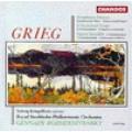 葛利格:《交響舞曲》/《十字軍西古爾德》/《6首管弦樂伴奏歌曲》Grieg: Symphonic Dances Op.64 / Six Songs for voice and orchestra