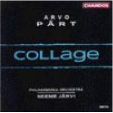 佩爾特:音樂拼貼 Part:Collage Etc-Berman/Philharmonia Orchestra&Chorus/Jarvu