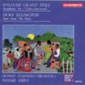 史提爾:第一號交響曲《美國黑人》艾靈頓:《河流》組曲 Still: Symphony No. 1 / Ellington: 'River' Suite