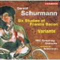 Gerard Schurmann 紀拉德舒爾曼:Six Studies of Francis Bacon <法蘭西斯培根的六首練習曲>/<變奏曲>