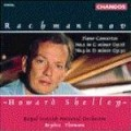 拉赫曼尼諾夫:第2、3號鋼琴協奏曲 Rachmaninov:Piano Concertos2&3-Shelley/Rsno/Thomson