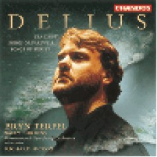 戴流士:海灘/離別之歌/日暮之歌 Delius: Sea Drift ETC. - Sally Burgess / Bryn Terfel / Bournemouth Symphony Orchestra  Bournemouth Symphony Chorus / Richard Hickox