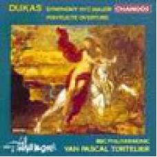 杜卡斯:C大調交響曲, Dukas:Symphony in C major. Polyeucte Overture