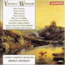 佛漢.威廉士:協奏曲集 (2 CD)