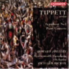 提佩特:第一號交響曲∕鋼琴協奏曲 Tippett: Symphony No. 1 / Piano Concerto