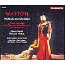 華爾頓:歌劇《特羅魯斯與克蕾希塔》(原始版本世界首錄)Walton: Troilus and Cressida / Opera North . English Northern Philharmonia . Richard Hickox . Arthur Davies . Judith Howarth