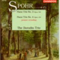 史博:鋼琴三重奏第三、四號 Spohr: Piano Trio No. 3 No. 4 - The Borodin Trio