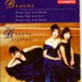 布拉姆斯鋼琴三重奏,作品Brahms:Piano Trios-The Bekova Sisters