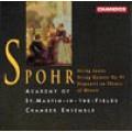 史博:弦樂五重奏、莫札特主題雜曲、弦樂六重奏 Spohr: String Sextet . String Quintet Op.91 . Potpourri on Themes  of Mozart  - Academy of St Martin-in-the-Feilds Chamber Ensemble