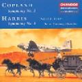 Harris: Symphony No. 3 / Copland: Symphony No. 3 - Detroit Symphony Orchestra