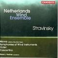 史塔溫斯基: 芭蕾舞劇「瑪弗拉」選曲、小協奏曲、木管樂器交響曲、八重奏 Mavra / Concertino / Symphonies of Wind Instruments / Octet