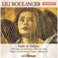 莉莉.鮑蘭潔:《浮士德與海倫》∕讚美詩∕《在悲傷的傍晚》∕《在春天的清晨》Boulanger:Faust Et Helene Etc.-Soloists/Cbsc/Bbc Phil./Tortelier