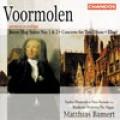 吳爾莫倫:兩首管弦樂組曲與雙簧管協奏曲