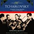 柴可夫斯基:《絃樂四重奏全集》/《佛羅倫斯的回憶》Tchaikovsky: Complete String Quartets ETC. - Borodin Quartet