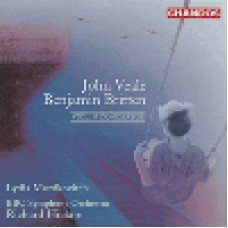布瑞頓:小提琴協奏曲/約翰威爾:小提琴協奏曲Britten / Veale : Violin Concertos - Mordkovitch / BBC Symph . Orch. / Hickox