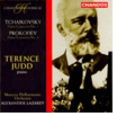 柴可夫斯基:《第1號鋼琴協奏曲》/普羅高菲夫:《第3號鋼琴協奏曲》Prokofiev / Tchaikovsky: Piano Concertos