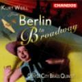 克特.懷爾:從柏林到百老匯 Weill: From Berlin to Broadway