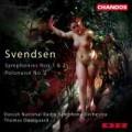 史溫生:交響曲第一&第二號Svendsen:Symphonies Nos. 1 & 2