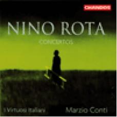 尼諾.羅塔:協奏曲作品集 Rota: Concertos