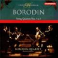 鮑羅定:《第1號絃樂四重奏》/《第2號絃樂四重奏》Borodin: String Quartets Nos 1 & 2