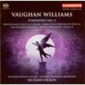 佛漢.威廉士:《第5號交響曲》/《C小調前奏曲與賦格》/《讚美詩旋律前奏曲》/《朝聖舖道》/《真理勇氣》/《詩篇23》Vanghan Williams: Symphony No. 5