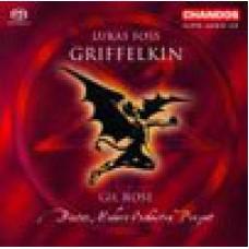 魯卡司.佛斯: 歌劇《葛里費爾金》[ SACD版 ] Lukas Foss: Griffelkin