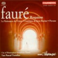 佛瑞:《安魂曲》/《維納斯的誕生》/《尚.拉辛頌歌》/《孔雀舞曲》Faure: Requiem