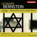 伯恩斯坦:《第3號交響曲(神聖化)》/《奇切斯特詩篇》/《簡潔彌撒》SLEONARD BERNSTEIN KADDISH.CGICHESTER PSALMS.MISSA BREVI