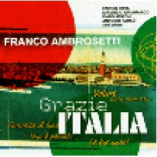 Grazie Italia 美哉,義大利!