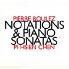 布列茲:《記號》與三首鋼琴奏鳴曲