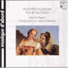 意大利雙簧管奏鳴曲集 Sonates Italiennes pour Hautbois