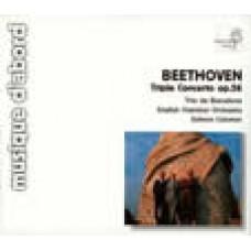 貝多芬:《三重複協奏曲》/《鋼琴三重奏,Op.1 No.3》 Beethoven/Trio De Barcelona