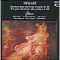 Mozart: Quintette K.581, Les Musiciens/莫札特:豎笛與弦樂五重奏,鋼琴、中提琴與豎笛三重奏