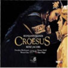 Reinhard Keiser: Croesus 凱薩:歌劇《克伊蘇斯》(3 CD)