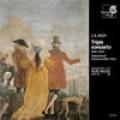 J.S.Bach ˙Triple concerto ˙Akademie fur Alte Musik Berlin 巴哈:三重複協奏曲,BWV1044/大鍵琴協奏曲,BWV1052