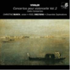 Vivaldi: Concertos pour violoncelle vol.2 / Ensemble Explorations 韋瓦第:大提琴協奏曲,第二集