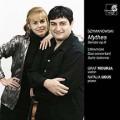 齊瑪諾夫斯基:《神話故事》/《小提琴奏鳴曲》;史特拉汶斯基:《協奏二重奏》/《義大利組曲》Szymanowski Mythes Mourja-Gous