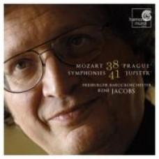 莫札特:《第38號交響曲(布拉格)》/《第41號交響曲(朱彼得)》Mozart: SymphonyNo. 38 Prague/ No. 41 jupiter