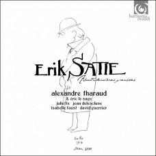 亞歷山大.薩洛/薩提:鋼琴與室內樂精選作品集 Alexandre Tharaud/Satie:Avant-dernieres pensees
