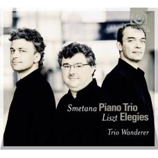 史麥塔納:鋼琴三重奏 & 李斯特:哀歌 (流浪者三重奏) Trio Wanderer play Smetana & Liszt