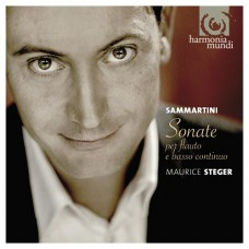 薩馬丁尼《直笛奏鳴曲》Giuseppe Sammartini Sonate